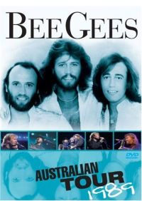 Cover Bee Gees - Australian Tour 1989 [DVD]